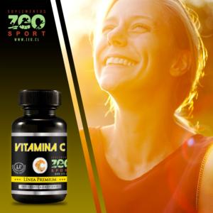 Vitamína C Pura, 90 Cápsulas Vegetales De 500 Mg