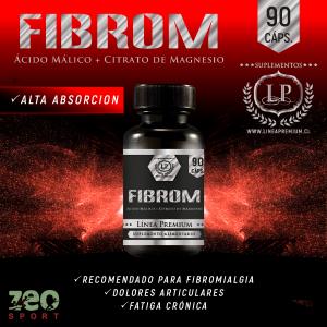 Fibrom , Citrato De Magnesio