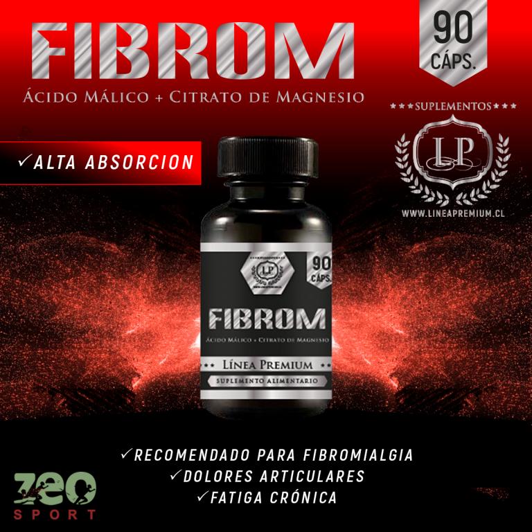 Fibrom – Citrato de Magnesio + Acido Malico