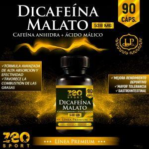 Dicafeína Malato