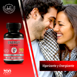 Energy For Man (vigorizante Sexual)
