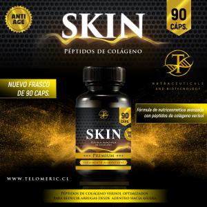 Skin Péptidos Bioactivos