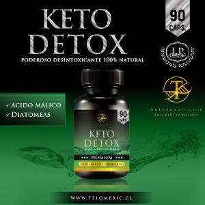 Keto Detox Desintoxicante